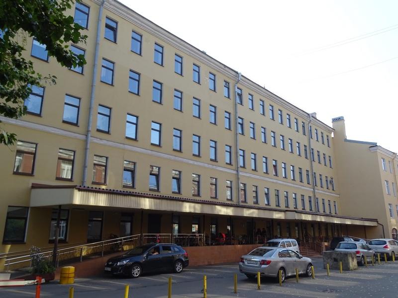 Городская больница ленинский район